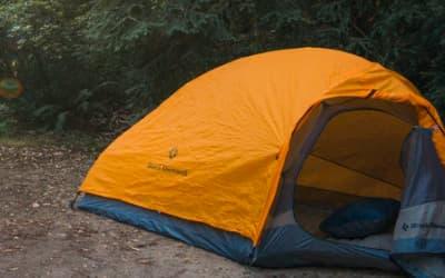 How big of a tent do I need for camping