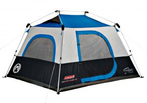 Coleman 4 Person Instant Cabin tent