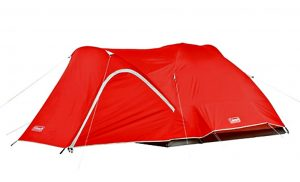 Coleman Hooligan 4 person tent