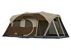 Coleman Weather Master 6 Person Screened Tent